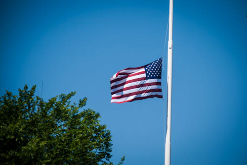 Post image for Why flags are at half staff today: Tuesday, May 28