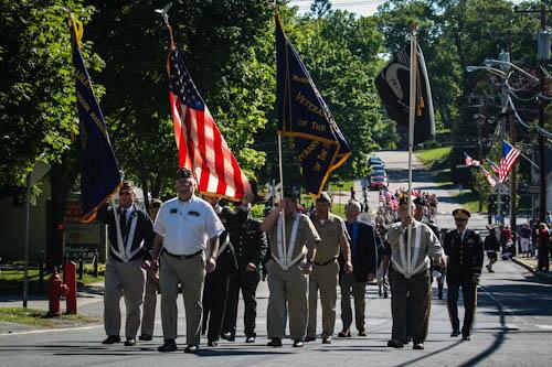 Post image for PHOTOS: Southborough celebrates Memorial Day