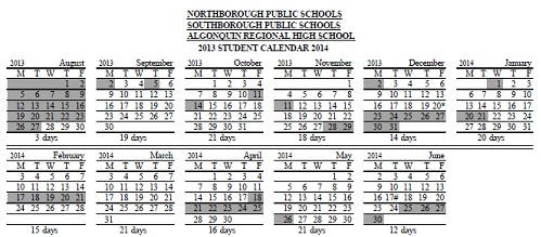 Post image for Committee to explore changing the school calendar