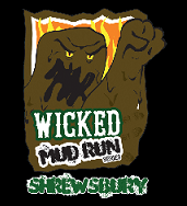 Post image for Runners who like to dress up to get dirty: Wicked Mud Run, October 12