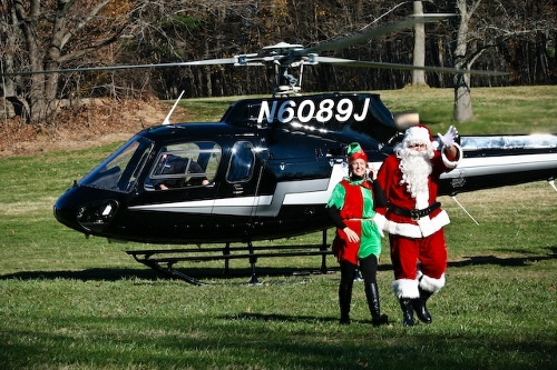 Post image for Mark your calendar: Santa flies into Southborough on Saturday, December 2