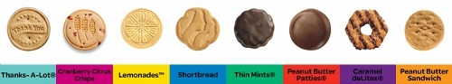 Post image for Girl Scout Cookie time – buy some boxes on Saturday
