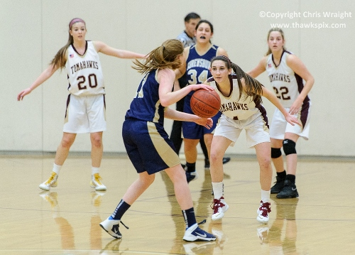 Post image for Postseason: Girls still shooting for hoops victory (Updated)