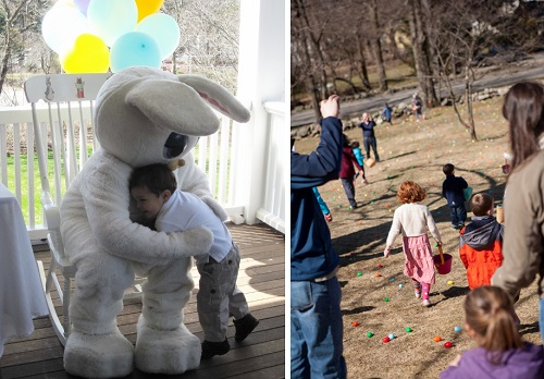 Post image for Weekend at a Glance: Easter Egg Hunt, music for tots, Sunrise service