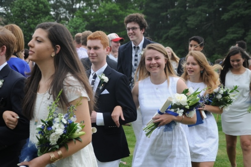 Post image for Graduations: Assabet on Sunday, Algonquin next week, and St. Mark's recap