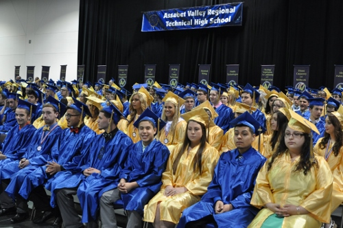 Post image for Graduations: Congrats to AVRT; ARHS looks forward to Sunday