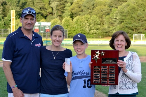 Post image for Photo Gallery: 3rd annual Eric Green Sportsmanship Award ceremony