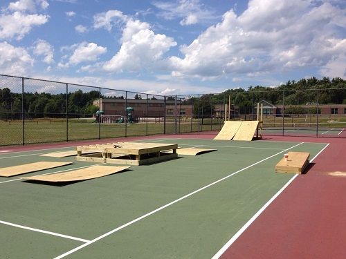 Post image for Southborough skate park to be completed this month