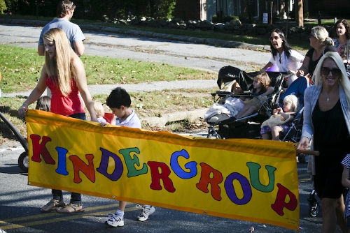 Post image for Kindergroup accepting new members; Kickoff party – September 14