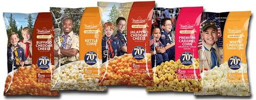 Image result for image boy scout popcorn