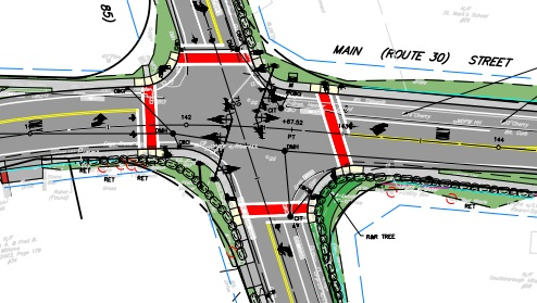 Post image for BOS to vote on revised Main Street reconstruction plans November 18