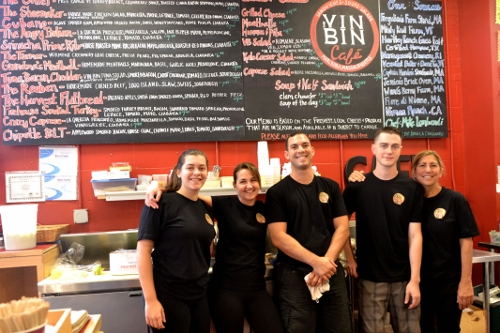 Post image for Vin Bin Grand Opening and tasting on Saturday