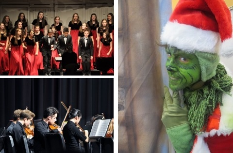 Post image for Events this week: Minstrel Man, Holiday Concerts, and Christmas Spectacular (Updated)