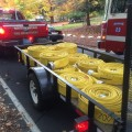 Clean up after 10/19 house fire on Parmenter Road (Photo from Southborough Fire Department's Facebook page)