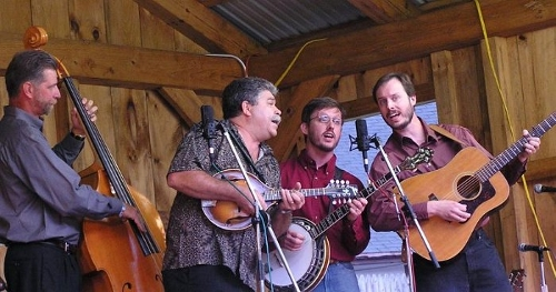 Post image for Bluegrass at the Coffeehouse this Saturday