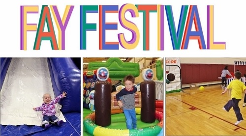Post image for Reminder: Family fun festival at Fay this Saturday