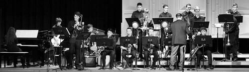 Post image for School musicians month: Honors and photos