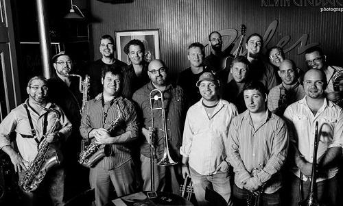 Post image for Free jazz/Big Band concert – April 12