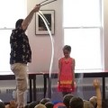 Mike the Bubble Man at the Southborough Library