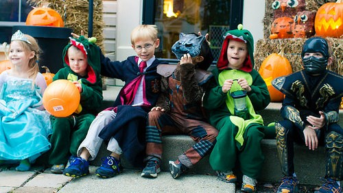 Post image for Halloween at a glance: Festivities, parades, and trick or treating in Southborough (Updated)