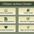 """""""Citizen Action Center"""" portal"""
