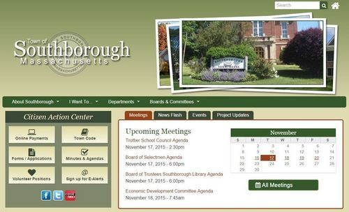 Post image for Another update on Southborough Town government transparency
