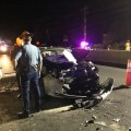 September 15th crash site (contributed by police)