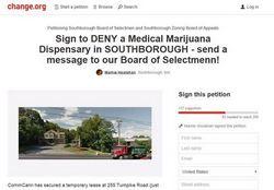 Post image for Stir over Medical Marijuana dispensary