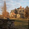 """Crown Jewel of Southborough"" Burnett House on January 31, 206 by Allan Bezanson"