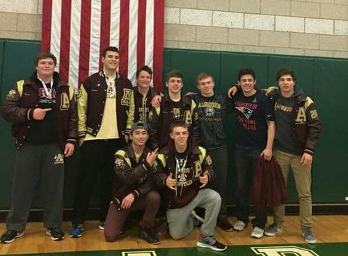Post image for This week in sports: ARHS Wrestling 4th at states, on to All-States