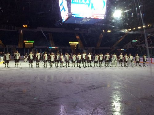 Post image for ARHS Boys Hockey going for state title