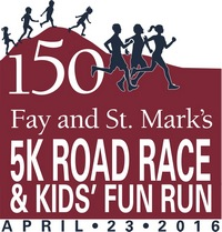 Post image for Reminder: Fay & St. Mark's 5K & Fun Run to benefit Food Pantry – April 23rd