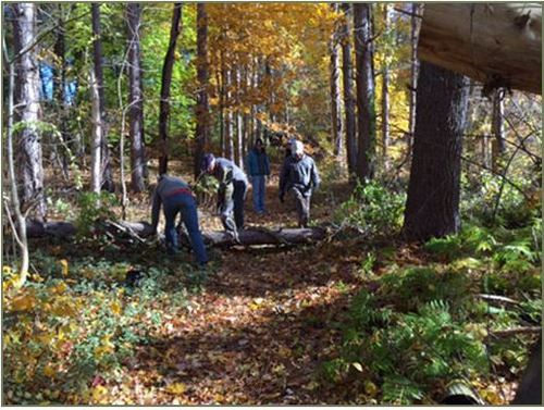 Post image for Seeking volunteers to clear trails – April 30