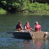 Boating at Adventure Day Camp, Camp Resolute