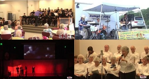 Post image for Videos: Southborough in concert