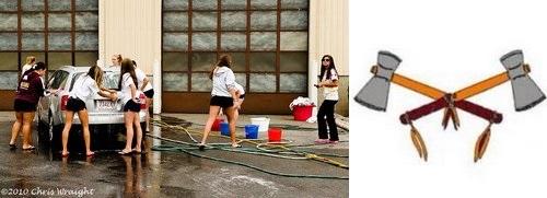 Post image for ARHS Cheer carwash – Saturday