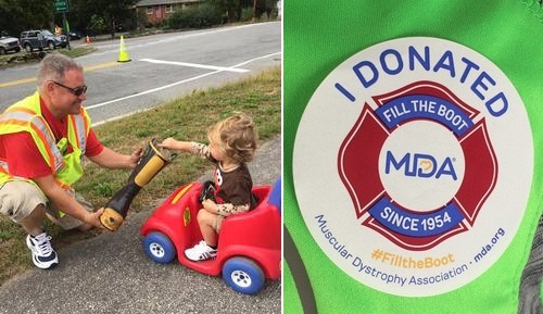 Post image for Weekend at a Glance: Firefighters booting it, Finn Fall Festival, Kids' art, Carwash and more