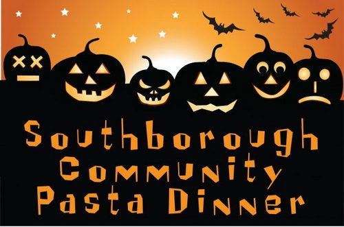 Post image for Free community dinner after pumpkin drop off – Sunday