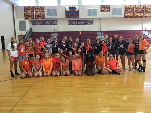 Post image for This week in sports: Gonk Volleyball reigns