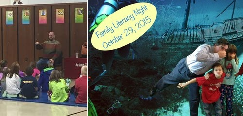 Post image for Neary Family Literacy Night – October 24
