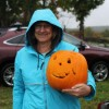 Pumpkin carving at the Chestnut Hill Farm Festival 2016 (photo by The Trustees of Reservations)