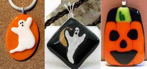 Post image for Events this week: Making glass jewelry, reading to dogs, Bingo, school events and Halloween fun