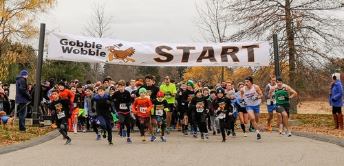 Post image for 13th annual Gobble Wobble: Start trotting and get ready to support Friends of Southborough Recreation