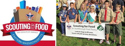Post image for Scouting for Food: Flyer posting this Saturday; pickup November 12