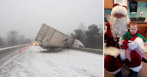 Post image for Fire Department: Tractor trailer crash on Saturday and other updates