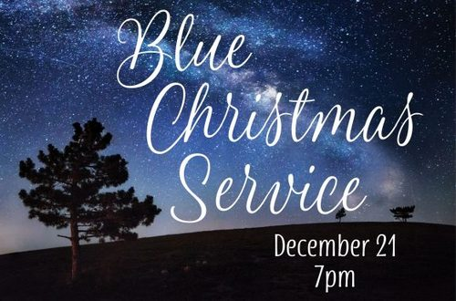 Post image for St. Mark's Church offers solace for Christmas Blues – December 21st service