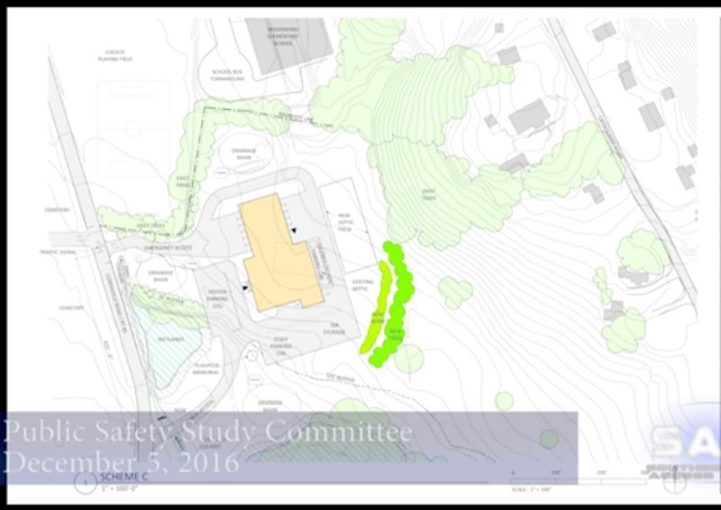 Post image for Golf Course: Updated Public Safety plans; Master Plan Committee expanded and members appointed