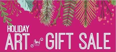 Post image for Holiday Art & Gift Sale expands beyond Chestnut Hill Farm – December 10