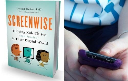 "Post image for Reminder: Get advice on ""Raising Digital Natives"" – Wednesday"