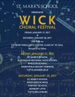 st mark's wick choral festival poster b